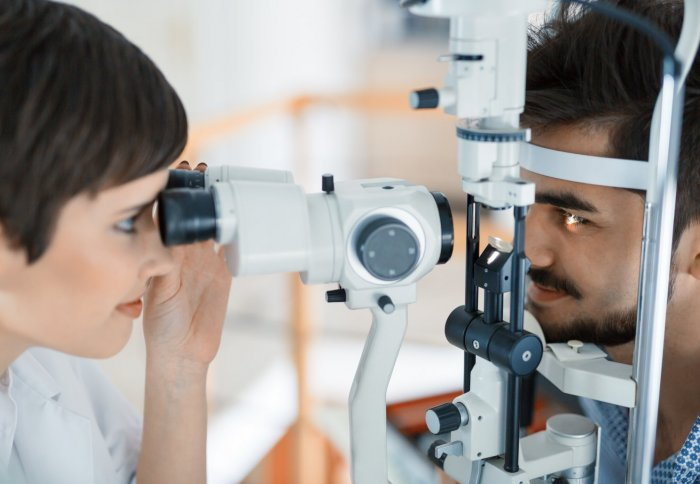 Imperial College Ophthalmology Research Group Trials